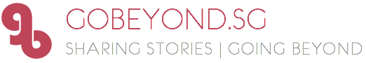 GoBeyond.sg - Sharing Stories, Going Beyond