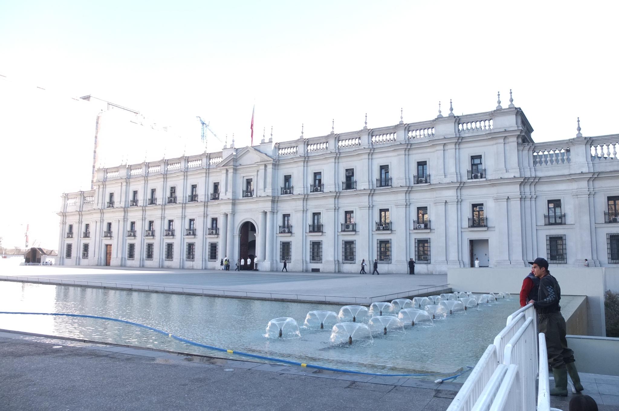 Santiago Chile(President Palace)