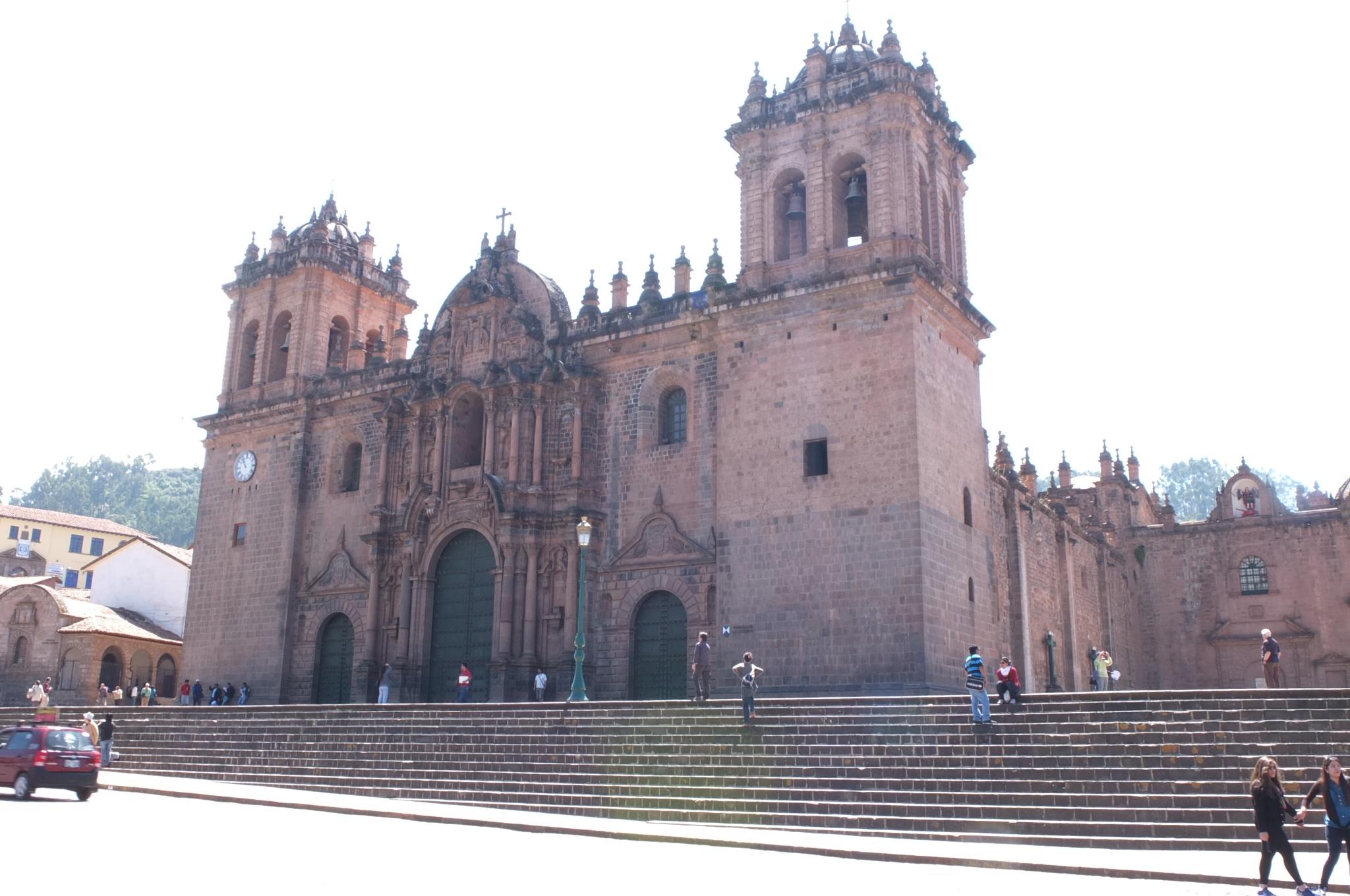 Main Square in Cusco