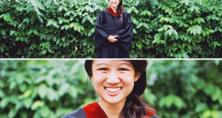 Cheryl Yeo - A recent graduate from Singapore Management University (SMU)