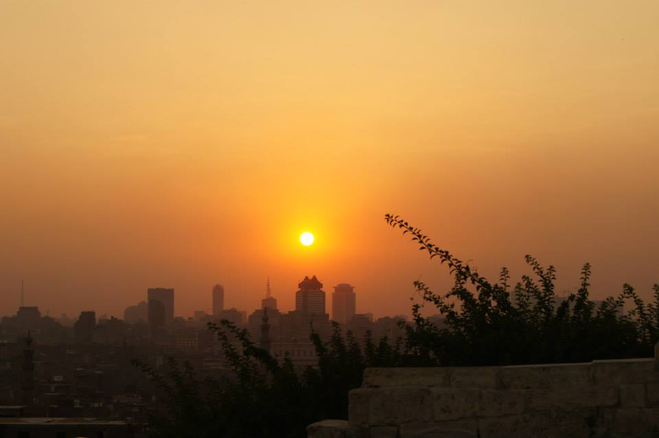 Sunrise in the City of a Thousand Minarets