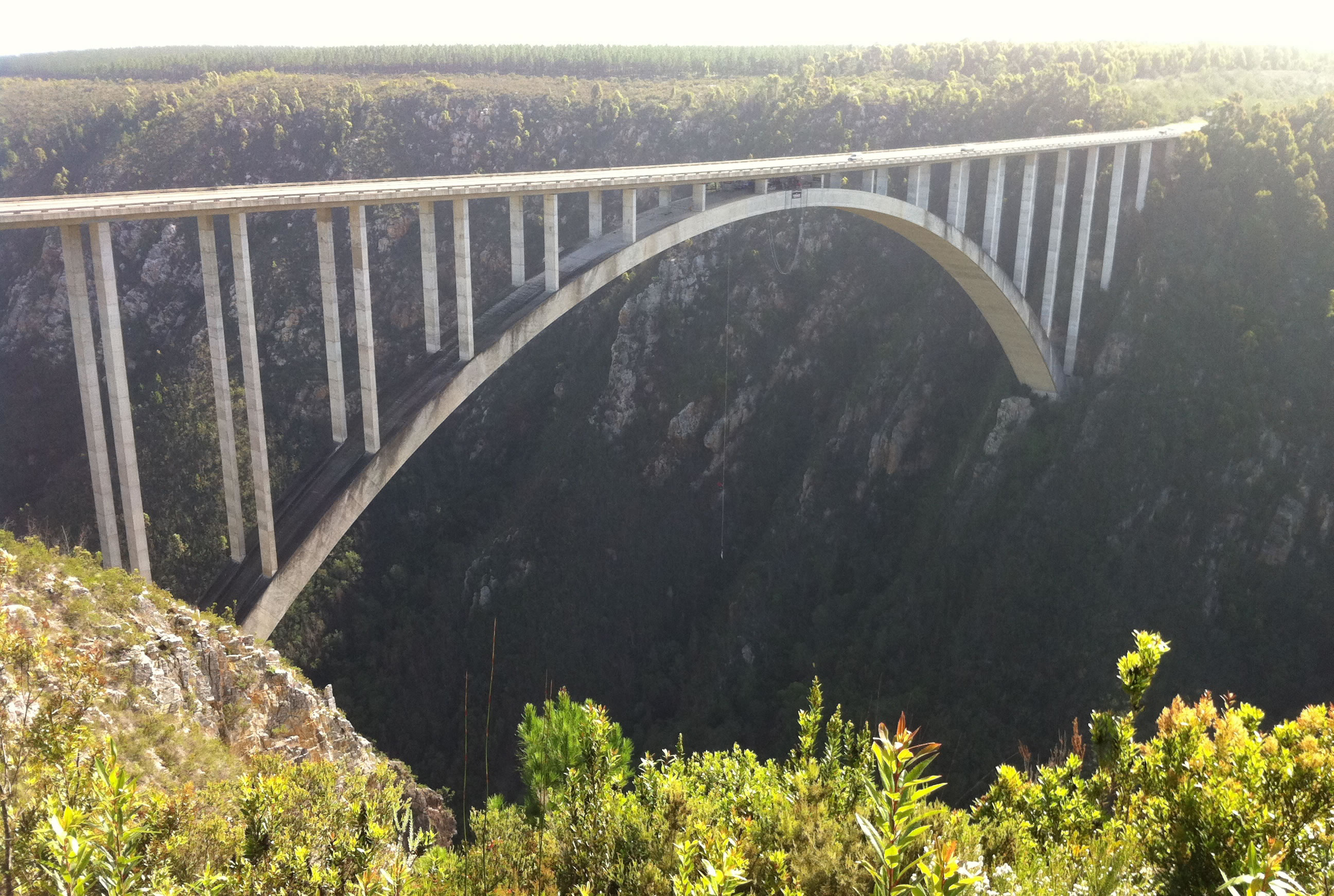 Bloukrans Bridge, South Africa GoBeyongSG
