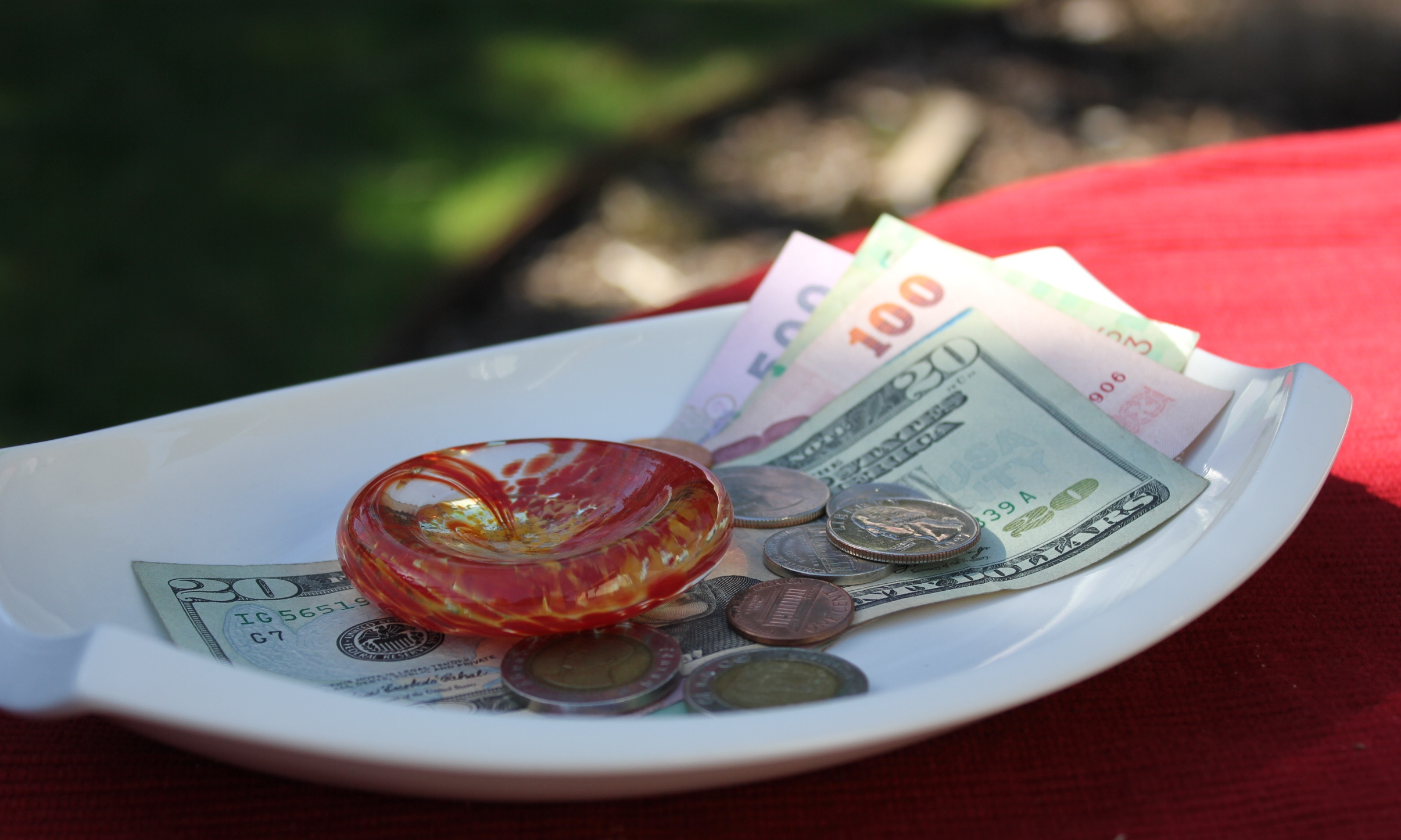 Tipping culture in Ghana
