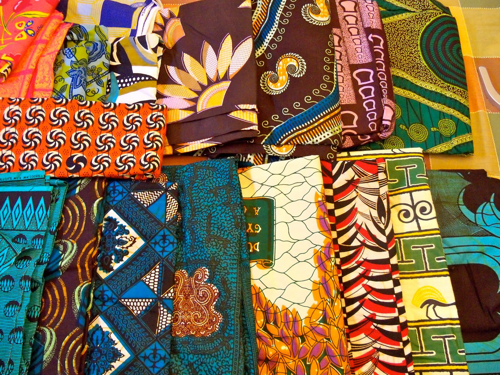 Ghana Fabric Prints Gobeyond