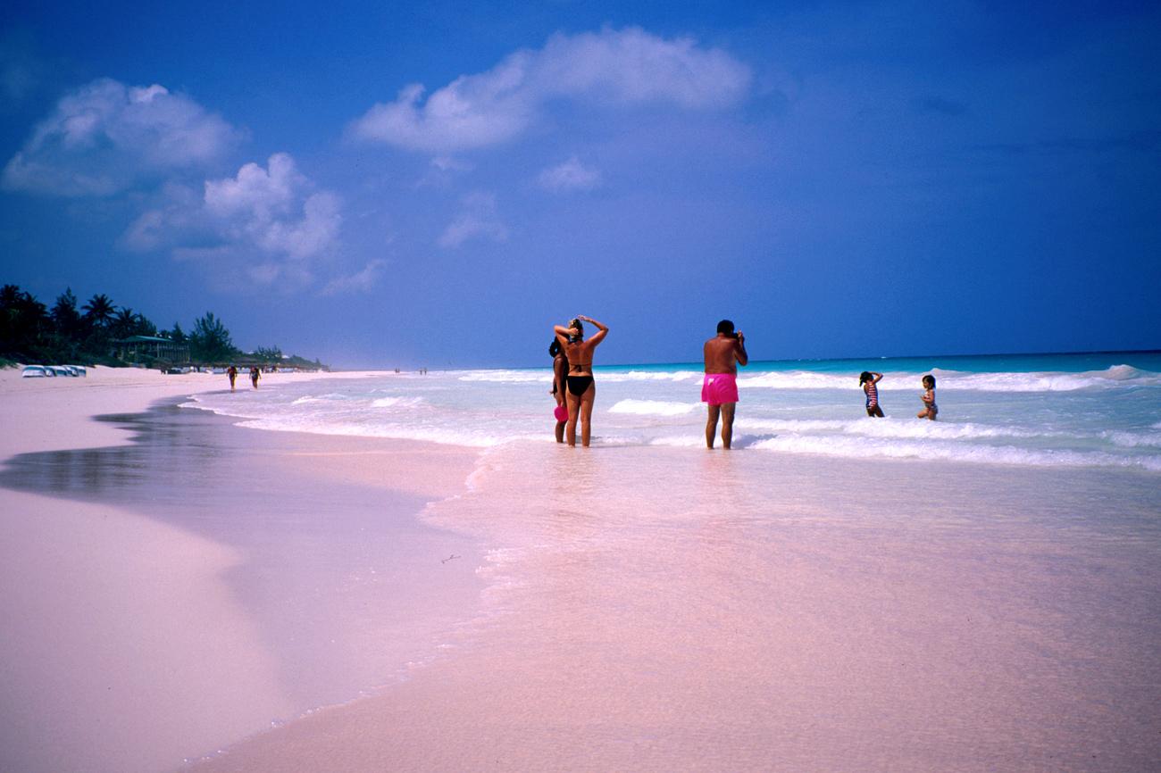 Pink Sand Beach Barbados