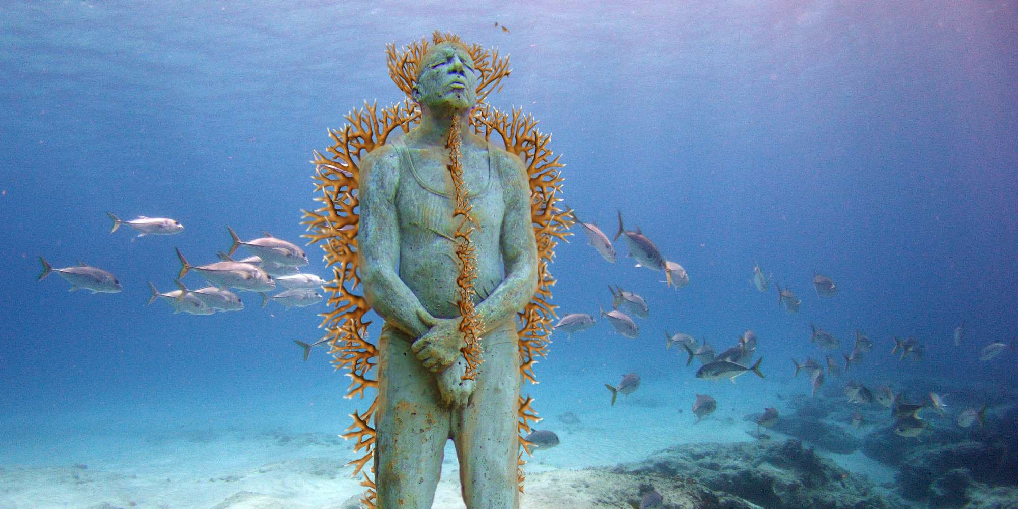 Cancun, Mexico Underwater museum