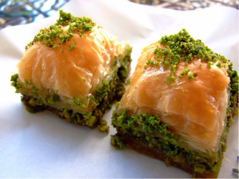 Give us some baklava loving!