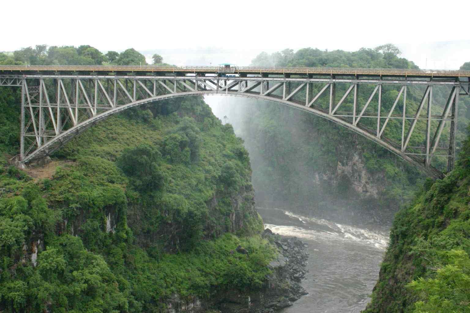 Victoria Falls Bridge, Zimbabwe 2