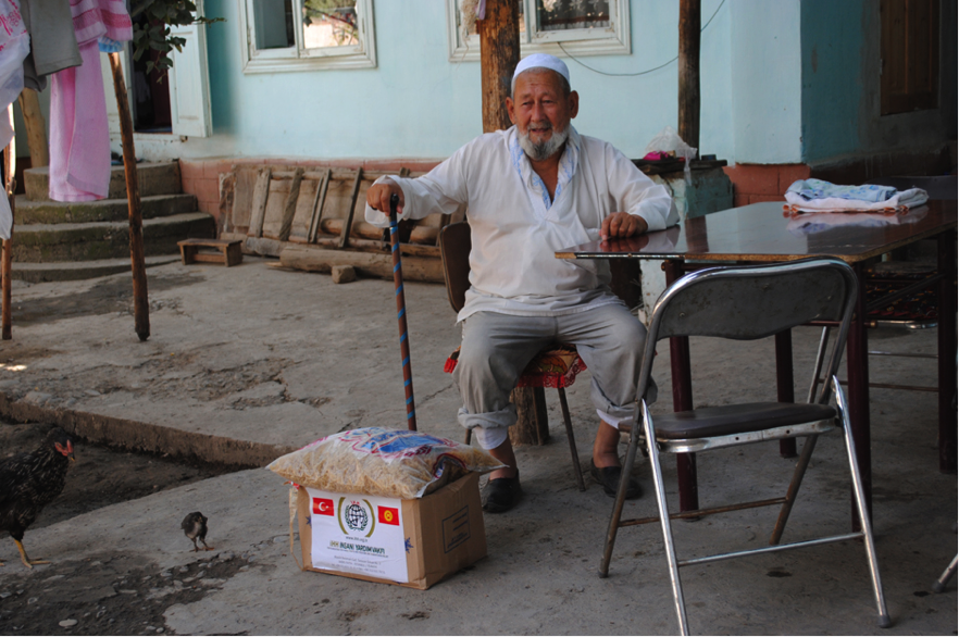 elderly, crimea