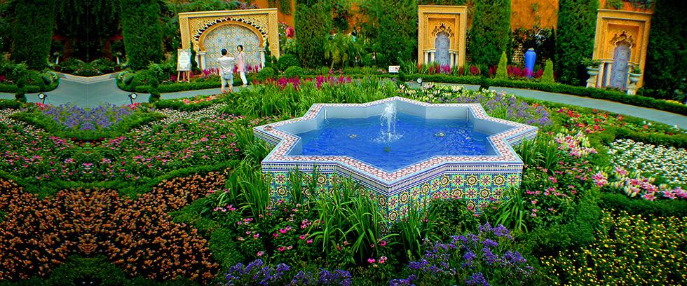 Картинки по запросу сад в персидском стиле