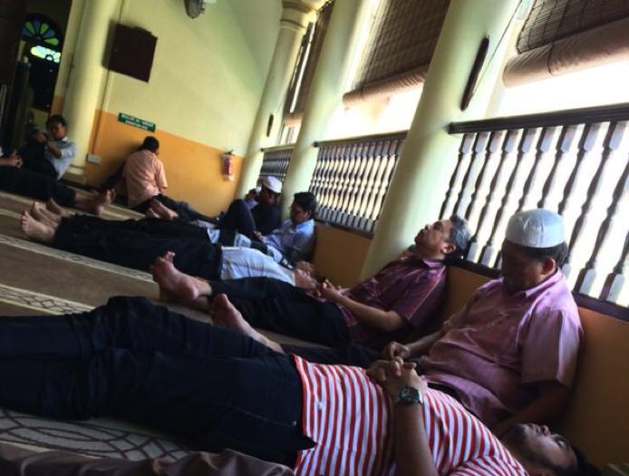 sleepingmen