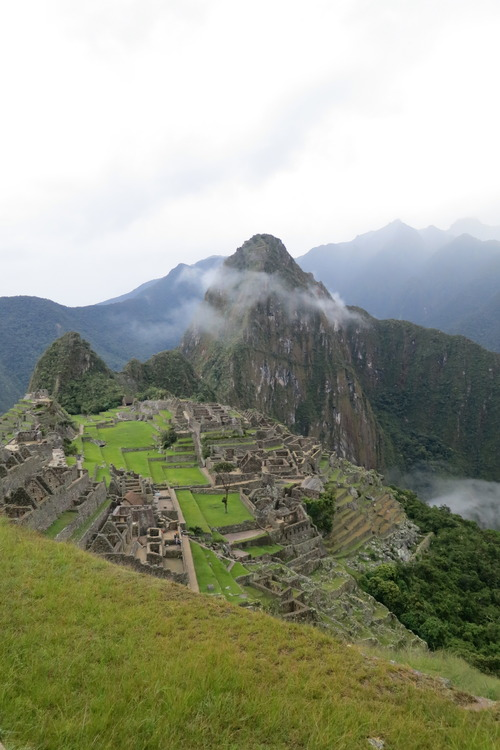 New world 7 wonders Machu Picchu in Peru