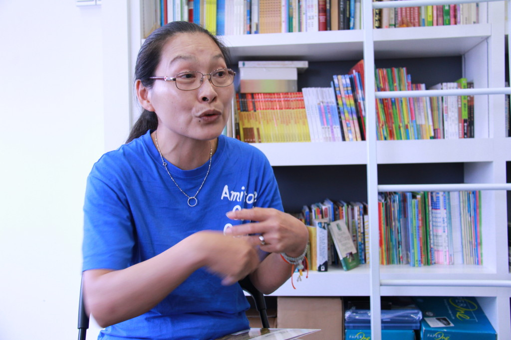 Cheng Shu-Ying is Director of Amitofo Children's Centre in Swaziland.
