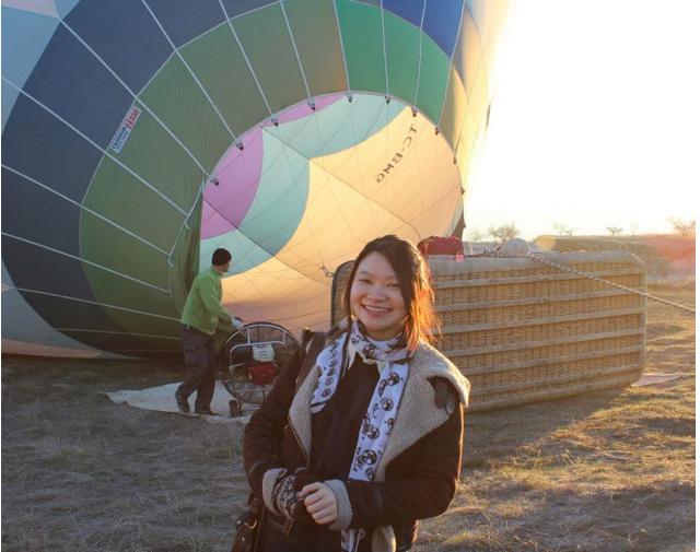Melissa Yoong- Dubai