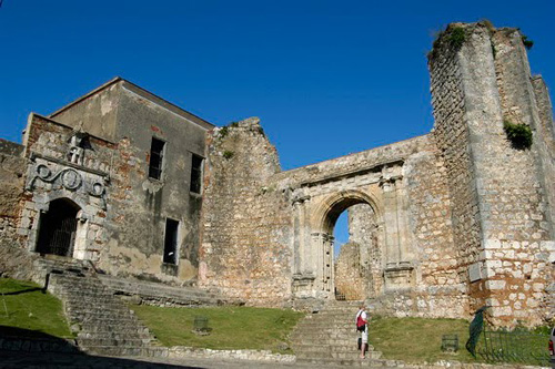 Ruinas-de-San-Francisco-Santo-Domingo