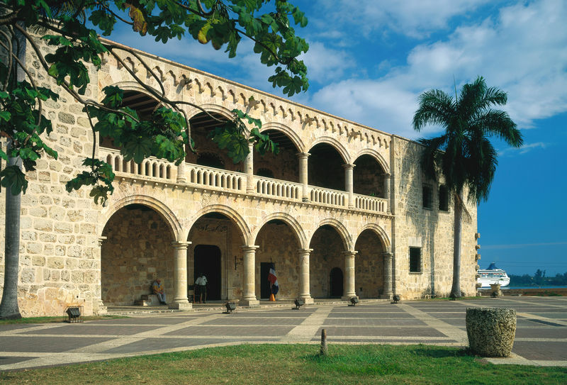 Alcazar de Colon, Santo Domingo, Dominikanische Republik