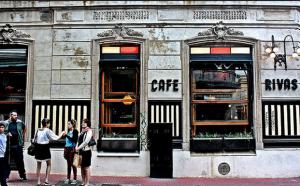 Cafe rivass