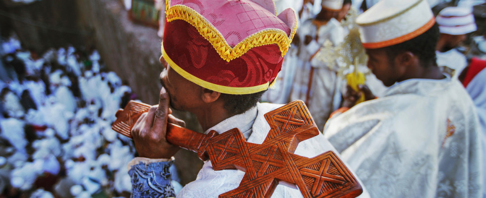 Christmas in Lalibela, Ethiopia
