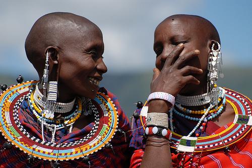 Masai-tribe-women