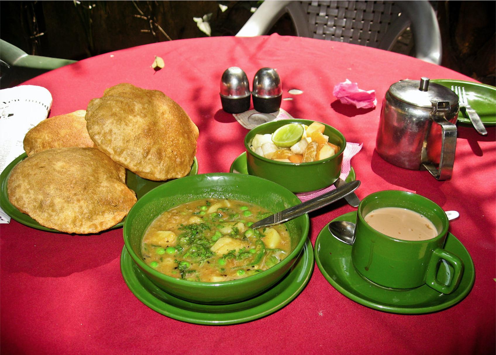 Nepali-Breakfast